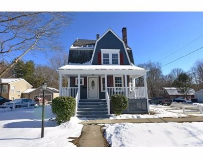 405 Walnut Street, Stoughton, MA 02072 - #: 72461442