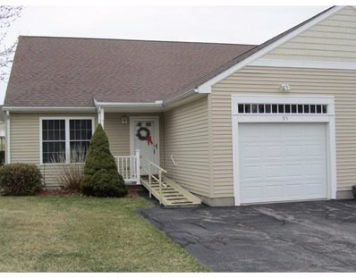 95 Hillside Village Dr UNIT 95, West Boylston, MA 01583 - #: 72461697