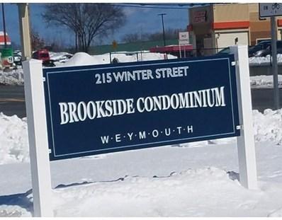 215 Winter St UNIT 1G, Weymouth, MA 02188 - #: 72461699