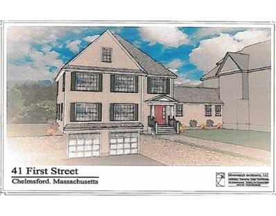 41 First Street UNIT B, Chelmsford, MA 01824 - #: 72462403