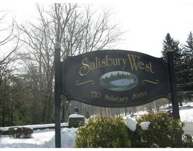 770 Salisbury Street UNIT 575, Worcester, MA 01609 - #: 72462500