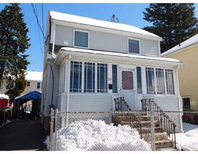 184 Bell Rock Street, Everett, MA 02149 - #: 72462565