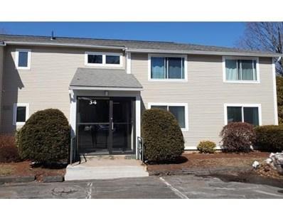 34 Saint Kolbe Drive UNIT D, Holyoke, MA 01040 - #: 72463314
