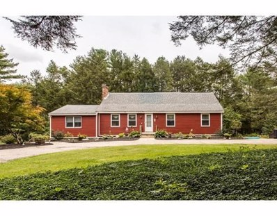 53 George Allen Rd, West Brookfield, MA 01585 - #: 72463900