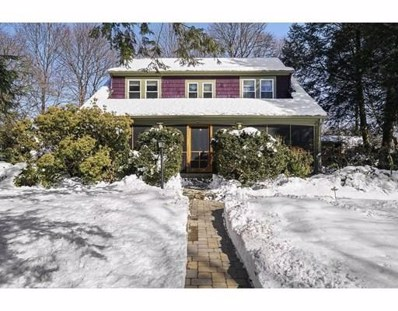 95 Greenwood Lane, Waltham, MA 02451 - #: 72464268