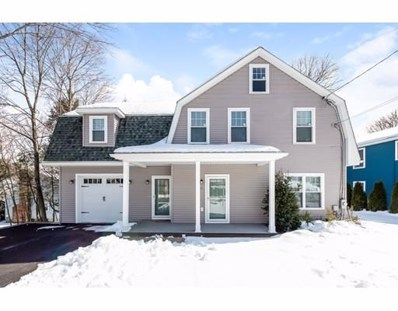 43 Albemarle Ave, Lexington, MA 02420 - #: 72464345