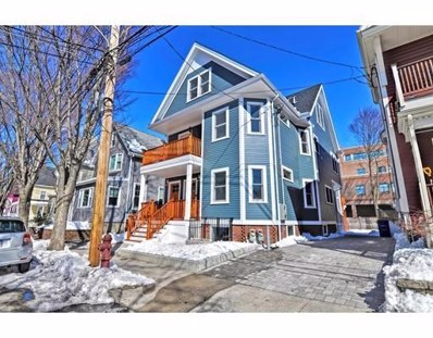 13 Cottage Ave UNIT 2, Somerville, MA 02144 - #: 72464502