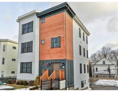 28 Iffley Rd UNIT 4, Boston, MA 02130 - #: 72464980