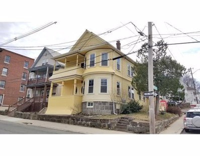 33 Roslyn St UNIT 1, Salem, MA 01970 - #: 72465120