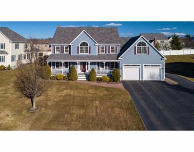 40 Messina Woods Dr, Braintree, MA 02184 - #: 72465287