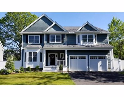 6 Fairfield Place, Winchester, MA 01890 - #: 72465453