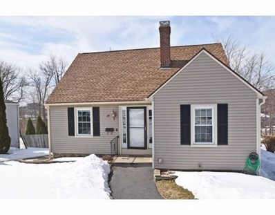 28 Button St, Worcester, MA 01606 - #: 72465486
