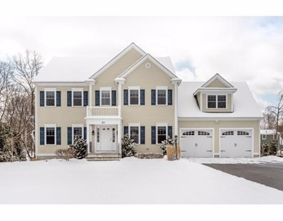 25 Evelyn Way, Canton, MA 02021 - #: 72465635