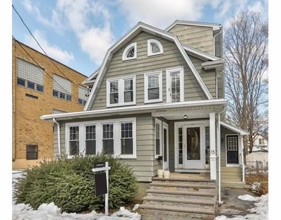 15 Ellsworth Road, Milton, MA 02186 - #: 72465755