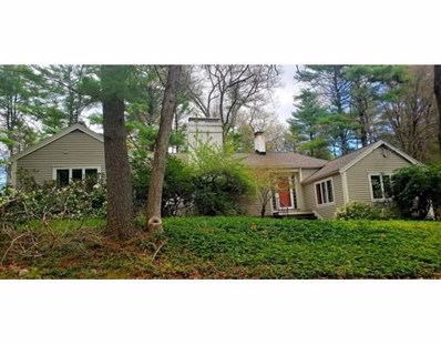105 Moose Hill Parkway, Sharon, MA 02067 - #: 72466380