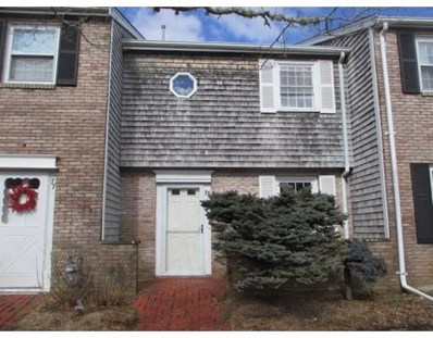 75 Captain Cook Lane UNIT 75, Barnstable, MA 02632 - #: 72466450