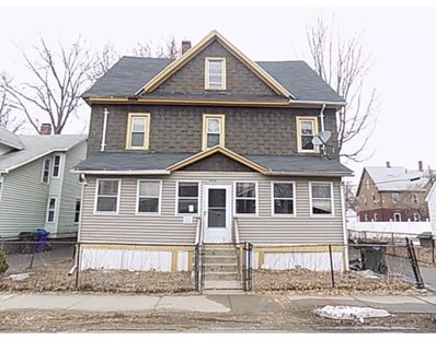 256 Quincy St, Springfield, MA 01109 - #: 72466516