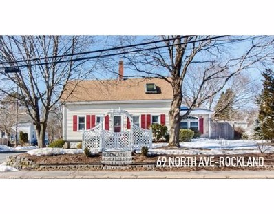69 North Avenue, Rockland, MA 02370 - #: 72466834