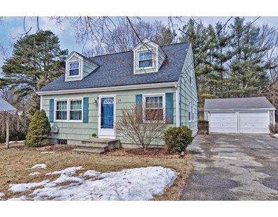 18 Susan Pkwy, Uxbridge, MA 01569 - #: 72467654