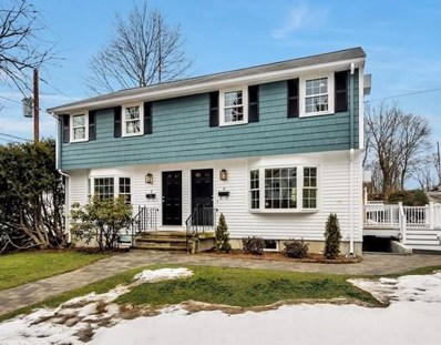 2 Perth Road UNIT 1, Arlington, MA 02476 - #: 72467807