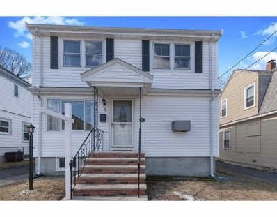 35 Thurman Park, Everett, MA 02149 - #: 72467962