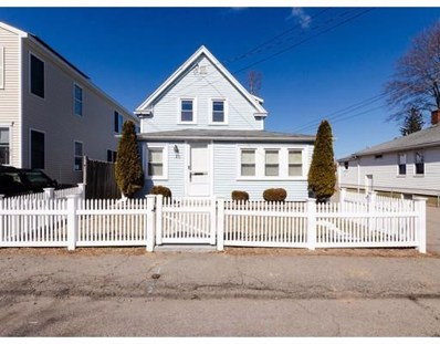 48 Charles St, Quincy, MA 02169 - #: 72467978