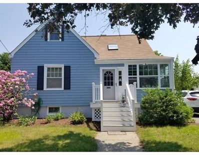 47 Walsh Ave, Peabody, MA 01960 - #: 72468163
