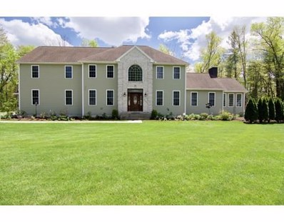 589 Amherst Rd, Granby, MA 01033 - #: 72468312