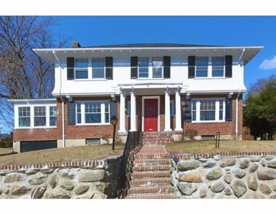 34 Traincroft, Medford, MA 02155 - #: 72468315