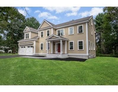 822 Barretts Mill Road, Concord, MA 01742 - #: 72469280