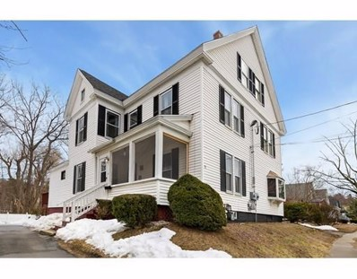 11 Madison St. UNIT # 1, Amesbury, MA 01913 - #: 72469352
