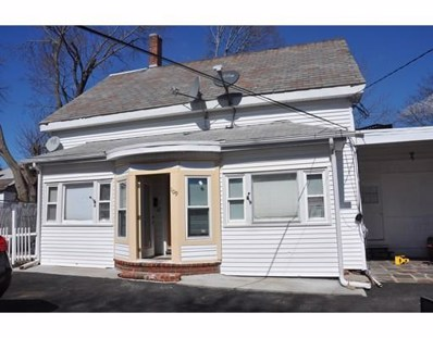 109 West Ashland St, Brockton, MA 02301 - #: 72469661