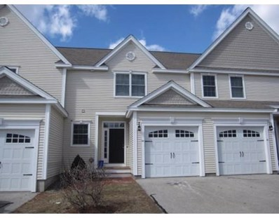 23 Autumn Lane UNIT 23, Northborough, MA 01532 - #: 72469773