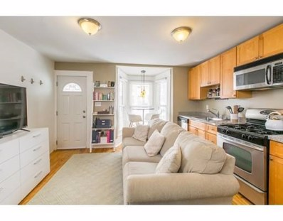 9 Auburn Ave. UNIT 1, Somerville, MA 02145 - #: 72471137