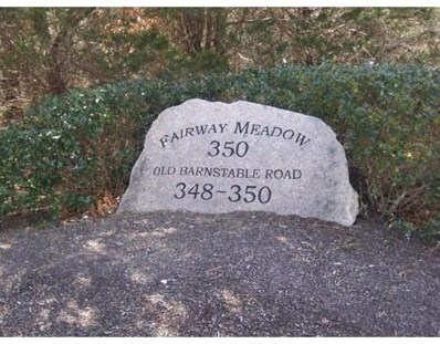 348 Old Barnstable Road UNIT 10, Falmouth, MA 02536 - #: 72471273
