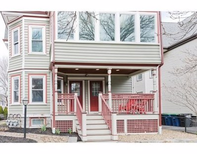 210 Willow Ave UNIT 1, Somerville, MA 02144 - #: 72471562