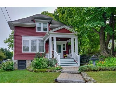 14 Maple Street, Arlington, MA 02476 - #: 72471736