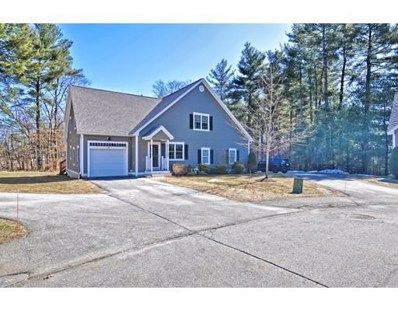 80 Winter Ln UNIT 8, Tewksbury, MA 01876 - #: 72472118