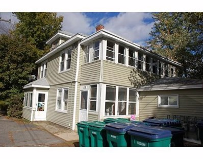 119 Townsend Street, Fitchburg, MA 01420 - #: 72472554