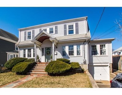 11 Hitchcock Ter, Quincy, MA 02169 - #: 72473192