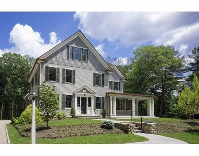 346 Highland St, Weston, MA 02493 - #: 72473607
