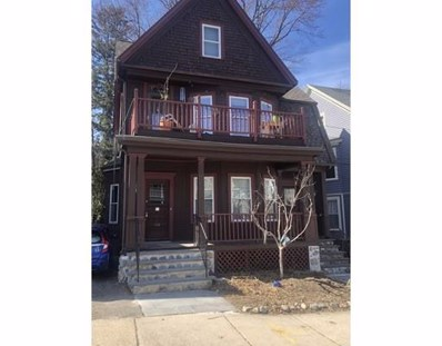 106 Belmont UNIT 1, Somerville, MA 02143 - #: 72475492