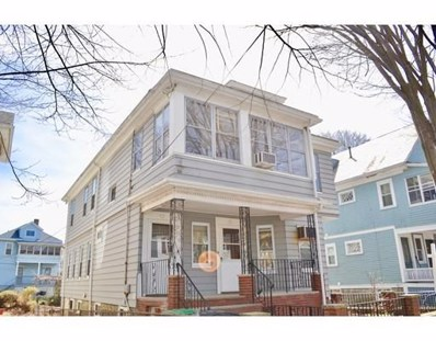 15 Burnham St, Somerville, MA 02144 - #: 72475502