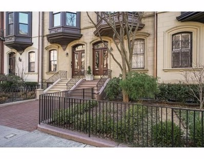 227 Beacon Street UNIT 1, Boston, MA 02116 - #: 72476082