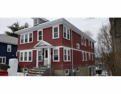 32 Maynard St UNIT 1, Boston, MA 02131 - #: 72476510
