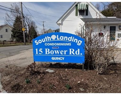 15 Bower Rd UNIT F11, Quincy, MA 02169 - #: 72476756