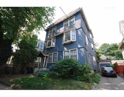 31 Gorham St UNIT 2\/3, Cambridge, MA 02138 - #: 72477664