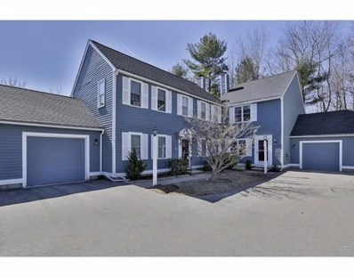 22 Whittier Meadows Drive UNIT 22, Amesbury, MA 01913 - #: 72477914