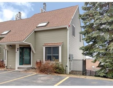 45 Lakeside Ave UNIT 25, Marlborough, MA 01752 - #: 72478606