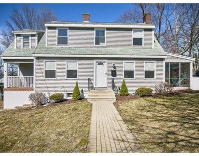 105 Fair Oaks Ave, Newton, MA 02460 - #: 72478738